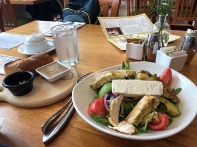 Yummm. Meli Cafe
