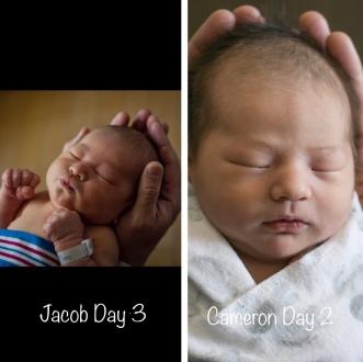 I <3 comparison pictures!