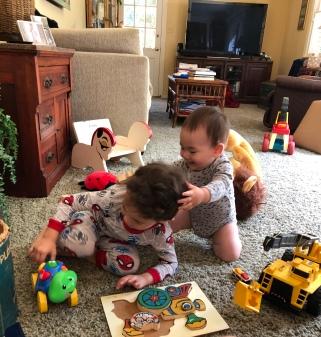 Cameron adores Jacob